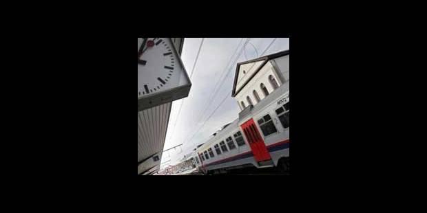 Accident de train évité: Infrabel confirme, mais nuance - La DH