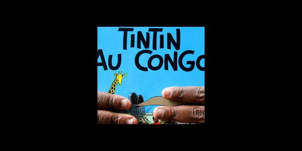 Mondondo veut interdire Tintin au Congo et écrit au roi - La DH