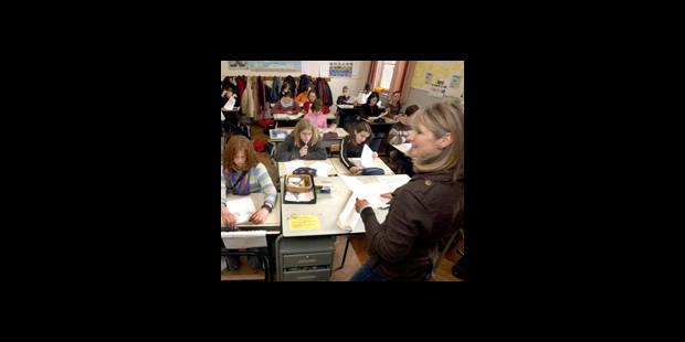 Moins de redoublement dans les écoles libres - La DH