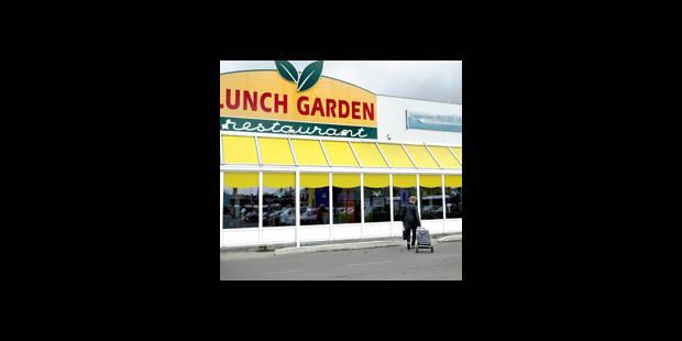 Lunch Garden: ? Perdre l'image d'une cantine? - La DH