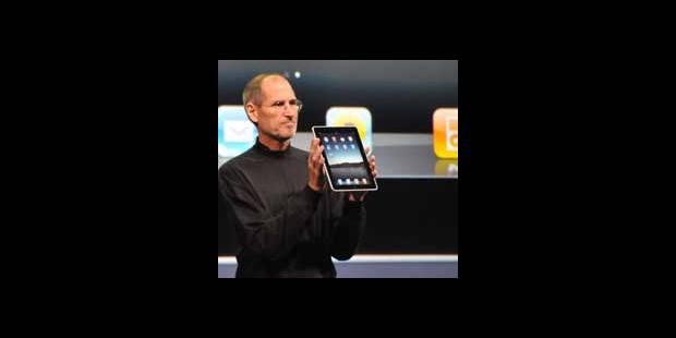 Apple dévoile le nouvel iPad, la présentation en vidéo! - La DH