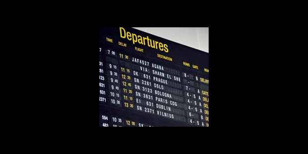 Brussels Airport renforce la sécurité - La DH