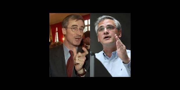 Carte de la Flanders House: Peeters et Bourgeois interpellés au parlement - La DH