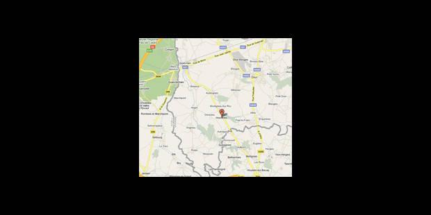 Un cadavre découvert à la frontière française - La DH
