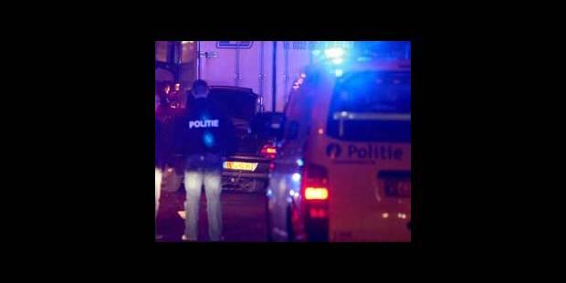 Herve: course-poursuite et échange de coups de feu avec la police - La DH