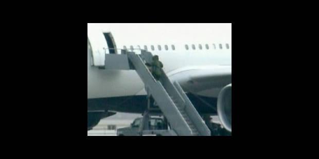 Attentat manqué contre un vol Amsterdam-Detroit - La DH