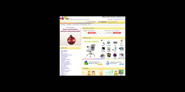 Sans complexe, les cadeaux de noël revendus sur le net - La DH