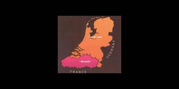 Quand la Flandre raye la Wallonie - La DH