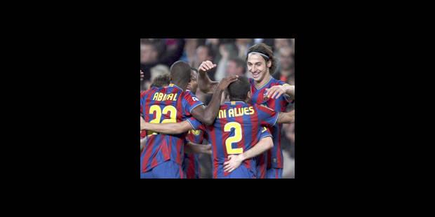Le FC Barcelone bat le Real Madrid - La DH