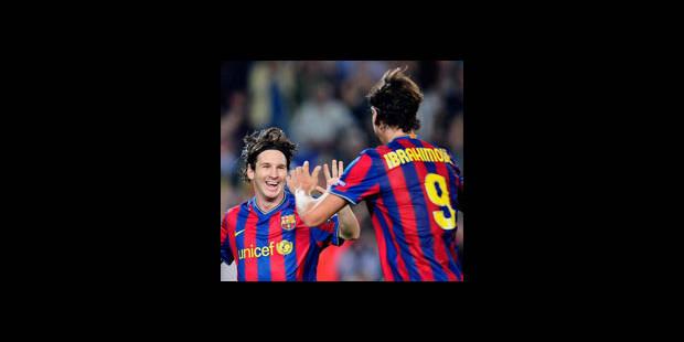 """Messi et Ibrahimovic toujours incertains pour le """"clasico"""" - La DH"""