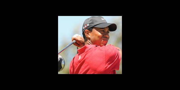 Tiger Woods hospitalisé après un accident de la route - La DH