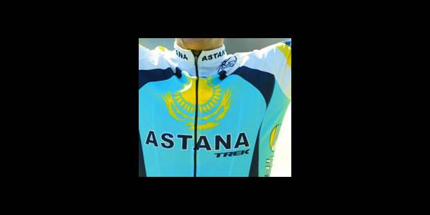 Astana garde sa licence ProTour - La DH