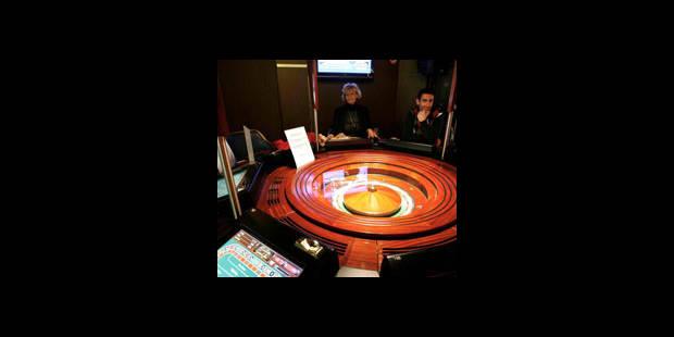 Pas de grève au casino de Namur - La DH