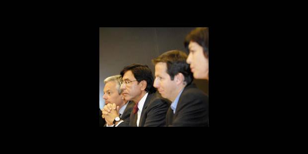 Communautaire : les présidents de partis francophones se voient à 14h - La DH