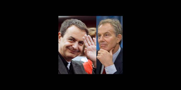 Présidence de l'UE: l'hypothèse Blair divise les Européens - La DH