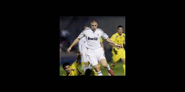 Liga/9ej.: Real Madrid, la victoire ou la crise - La DH