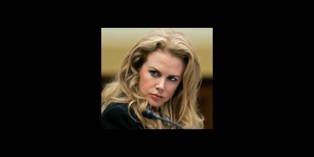 Hollywood contribue probablement à la violence, selon Nicole Kidman - La DH