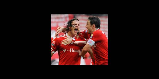 Van Buyten offre la victoire au Bayern - La DH