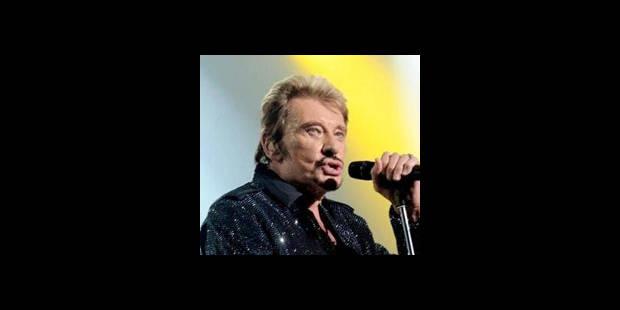Le concert de Johnny Hallyday à Forest National annulé - La DH