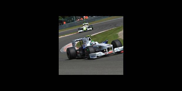 Le Grand Prix de Belgique 2010 confirmé au 29 août par la FIA - La DH