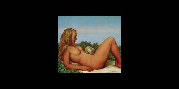 L'Olympia de Magritte volée au musée de Jette - La DH