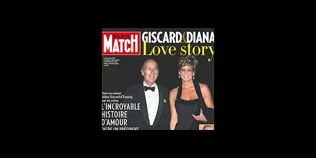 Les amours de Giscard et Diana: qui dit la vérité? - La DH