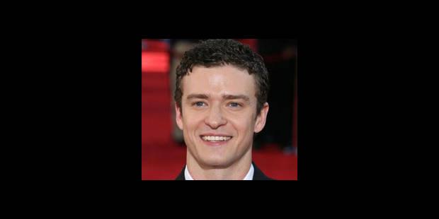 Justin Timberlake  en célibataire aux Emmy Awards - La DH