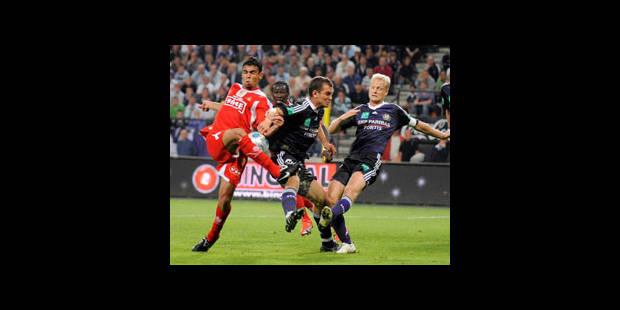 Partage entre le Standard et Anderlecht (1-1) - La DH