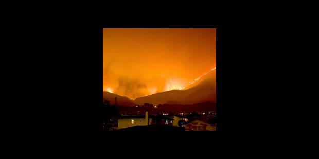 L'état d'urgence est décrété en Californie - La DH