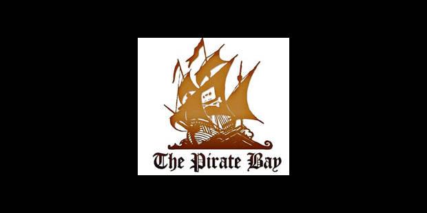 Fermeture provisoire du site internet Pirate Bay - La DH
