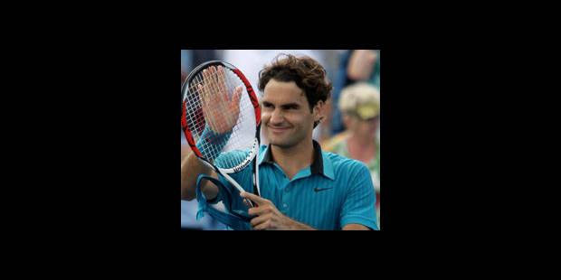 Une alléchante demi-finale Federer-Murray - La DH