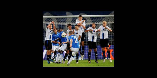 Europa League/Barrages aller - Bruges battu à Lech Poznan - La DH