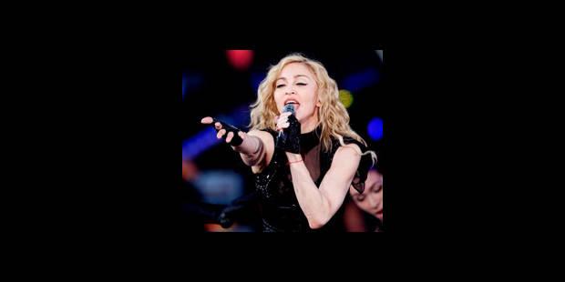 """Madonna partage son """"éveil spirituel"""" avec un quotidien israélien - La DH"""