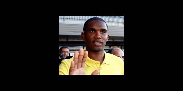 Samuel Eto'o s'engage pour 5 ans à l'Inter - La DH