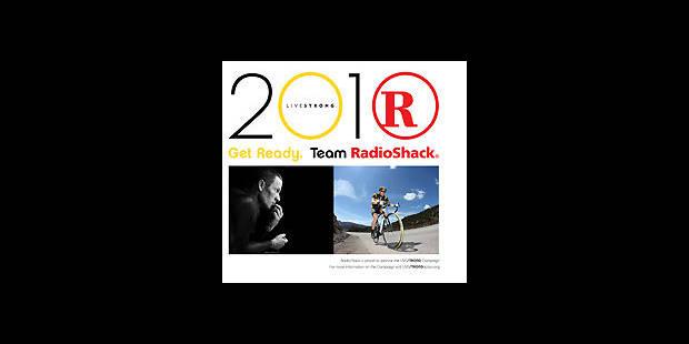 RadioShack, nouvelle équipe de Lance Armstrong - La DH