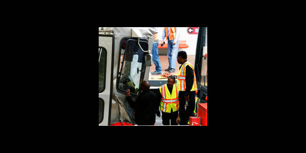 Des dizaines de blessés dans une collision entre deux tramways à San Francisco - La DH