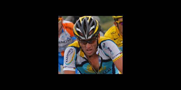 Armstrong dévoilera jeudi un sponsor pour son équipe en 2010 - La DH