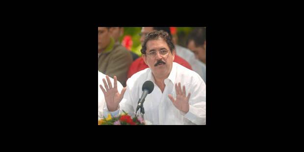 Honduras : Zelaya obtient un soutien international pour revenir au pouvoir - La DH