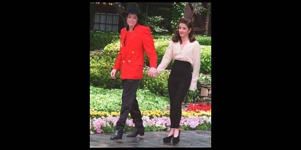 """Lisa Marie Presley: Jackson """"savait"""" qu'il allait mourir jeune, comme Elvis - La DH"""