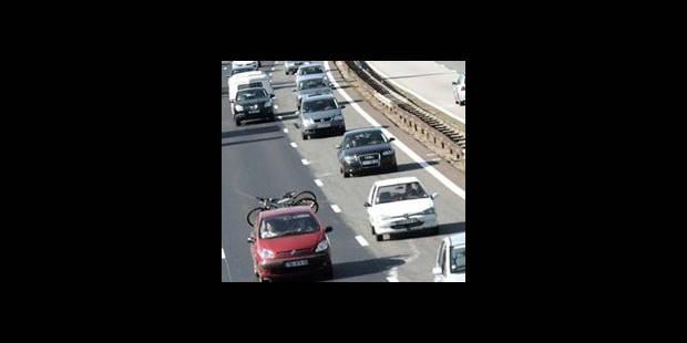 Travaux sur l'E19: l'autoroute est à nouveau ouverte vers Bruxelles - La DH