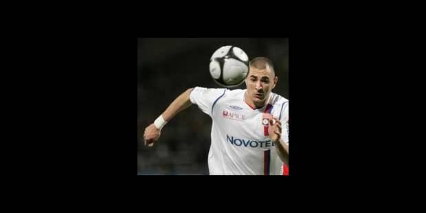 """Lyon : """"Il n'y a pas de négociations engagées pour Benzema"""" - La DH"""