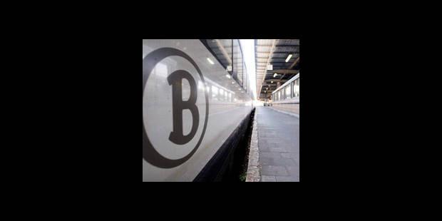 Grève des accompagnateurs de trains : déjà plus de 260 trains supprimés - La DH
