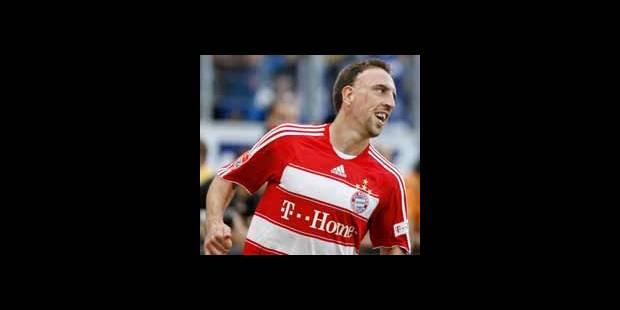 Chelsea a fait une offre de 50 millions pour Ribéry - La DH