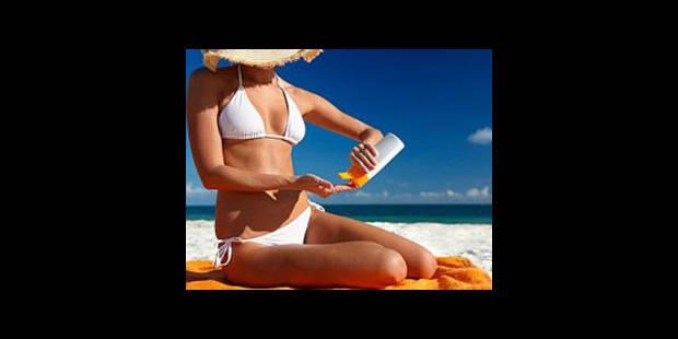 Les Belges utilisent trop peu de crème solaire et un indice trop faible - La DH