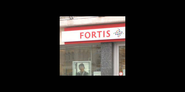 Attaque au riot gun dans une agence Fortis à Laeken - La DH