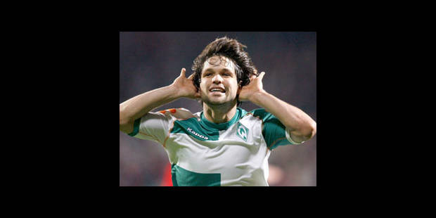 Diego officiellement à la Juventus pour cinq ans - La DH