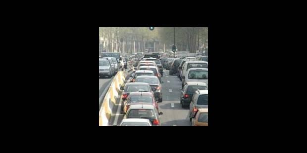 Beaucoup de monde sur les routes - La DH