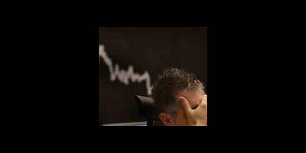 La Belgique est en récession économique - La DH