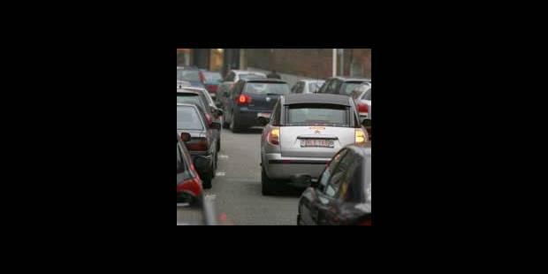 En 2030, le chaos sur nos routes - La DH