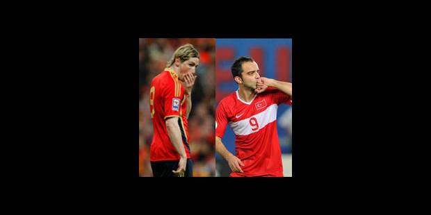 Turquie-Espagne: Torres vs Semih - La DH